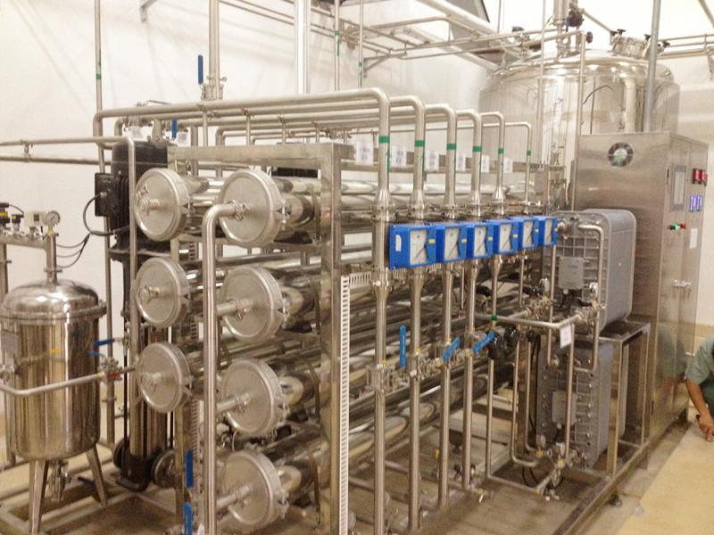 医药纯化水设备概况、用途及工艺