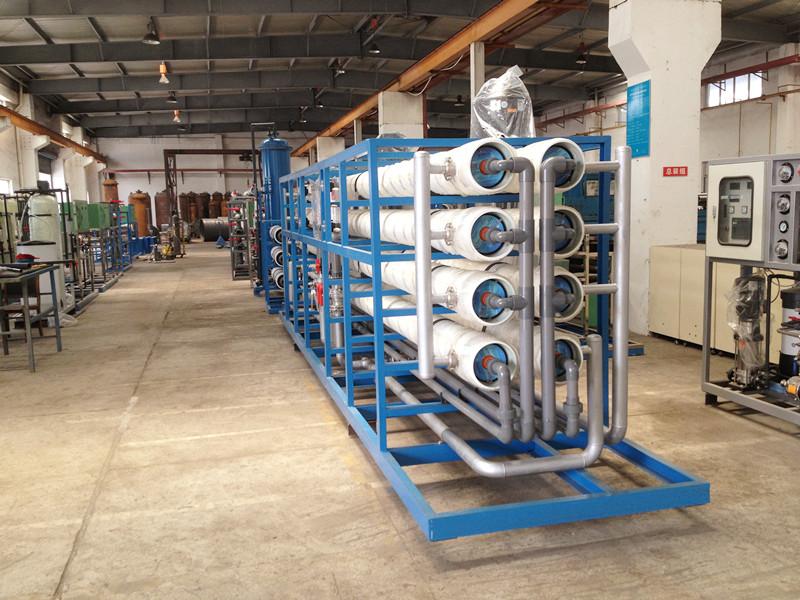 水处理行业如何区别纯水,高纯水和超纯水?