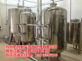纯化水设备专用不锈钢预处理