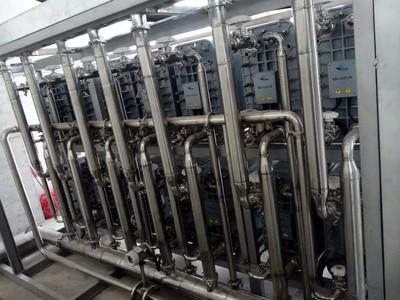 70T药用纯化水设备