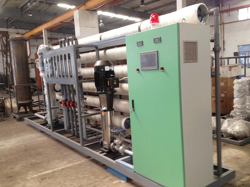 消毒供应室纯化水设备工艺流程方案