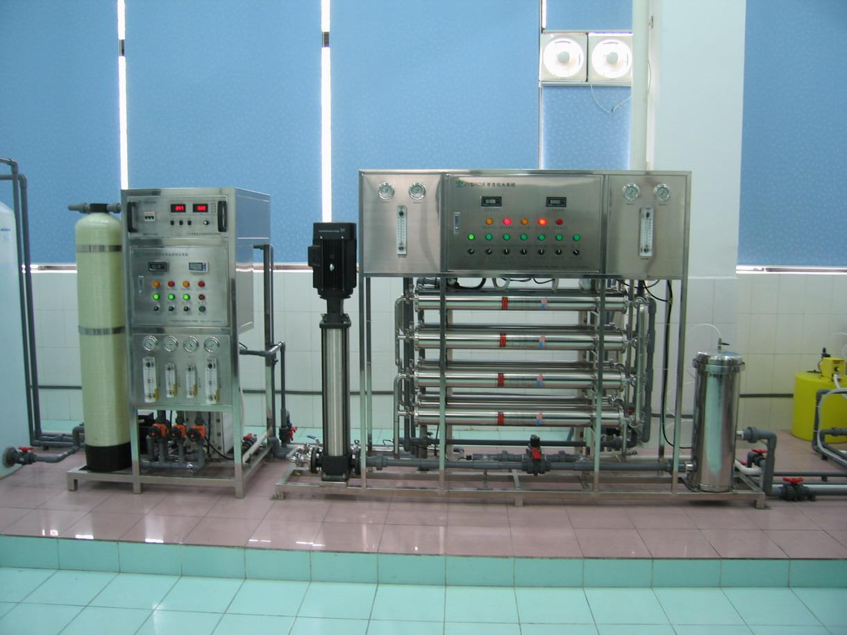 水处理设备之消毒设备的优点