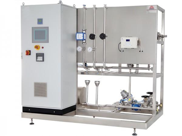 制药纯化水设备设计要求和工艺流程概况