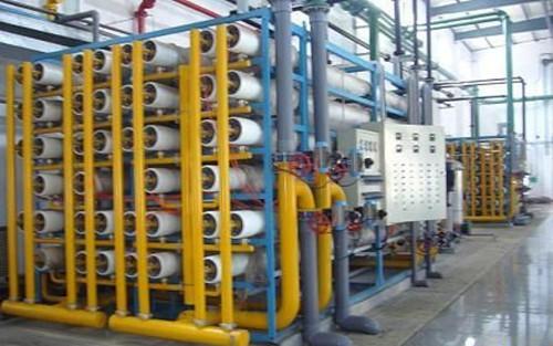 反渗透纯水机的常见问题