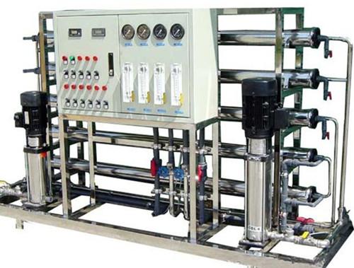 EDI纯水设备优点