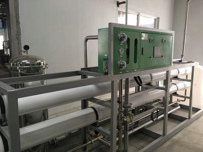 8T药用纯化水设备