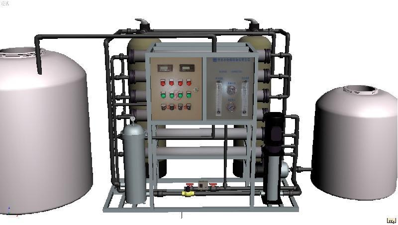电镀超纯水设备工艺技术及应用分析
