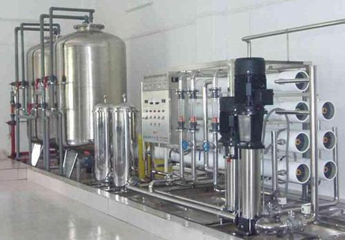 电子行业中EDI超纯水设备的性能和前景