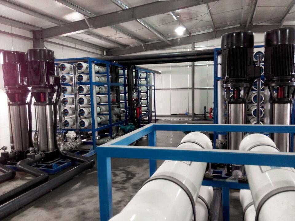 脱盐水设备概况,用途及脱盐水设备厂家直销