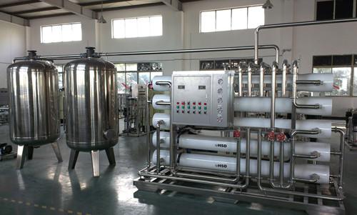 纯化水设备在原水端常见的预处理方法有哪些?