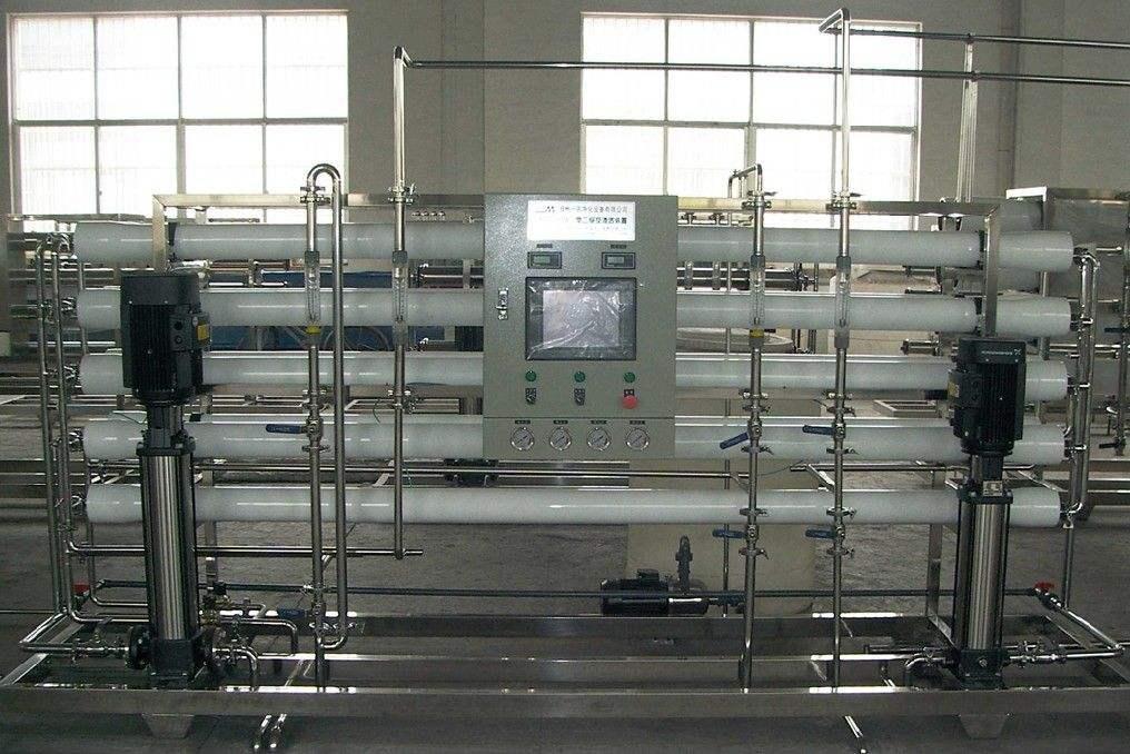 反渗透去离子水设备特点