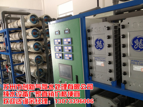 20T二级反渗透+EDI超纯水设备2.jpg
