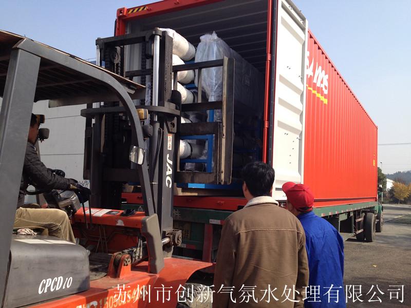 高纯水设备运输