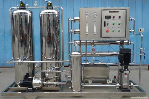 EDI纯水设备和混合离子交换技能的区别