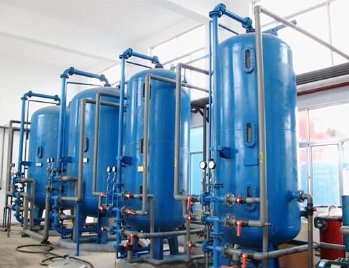 锅炉软化水设备的再生过程是如何进行?