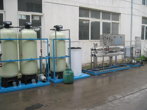 纯水设备的组成部分及其作用