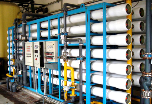 反渗透纯净水设备生产流程有哪些部分