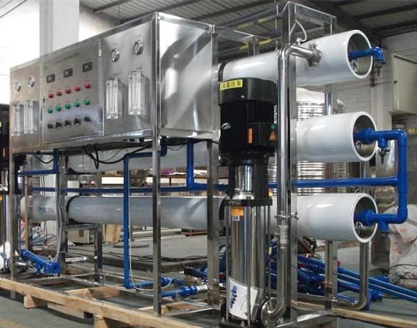 工业纯水设备工艺流程和应用领域