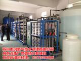 20T二级反渗透+EDI超纯水设备